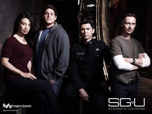 Stargate Universe (2009-2011)